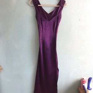 Beautiful Purple Formal Dress - Size 7/8